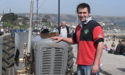 Wareham & Purbeck Young Farmers Tractor Pull